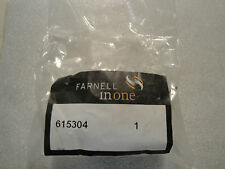 NEW FARNELL IN ONE, CAT NO 615304 CONNECTOR