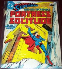 Dc Special Series Treasury Superman Fortress Solitude