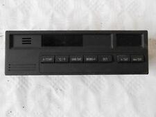 Bordcomputer BMW E36 62.13-8363579 Außentemperaturanzeige Uhr Datum