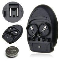 US Stecker 2 Slot LIR2032 LIR2025 LIR2016 Aufladeeinheits Knopf Batterie Energie