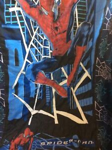 Marvel SPIDERMAN Comforter/Blanket  Reversible
