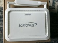 Sonicwall TZ 205W Wireless N Network Firewall TZ205W - Working Used Unit