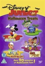 Walt Disney Junior - Halloween Treats - NEW & SEALED - DVD