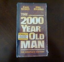 The 2000 Year Old Man: The Complete History * by Mel Brooks/Carl Reiner (CD,...