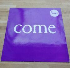 James – Come Home - UK - 1990 - Fontana - JIM 612 - Purple Sleeve