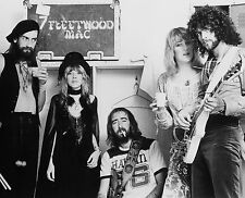 FLEETWOOD MAC MUSIC SUPERSTAR 8X10 GLOSSY PHOTO
