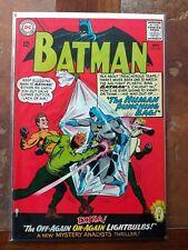 Batman 174 VF 8.0 DC Silver Age Comic Book Key High End Batman