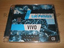 Vivo by Las Pelotas (CD, 2011, Sony) MADE IN ARGENTINA