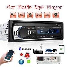 bluetooth Autoradio 1DIN MP3 radio de coche manos libres car USB TF AUX + Cuadro
