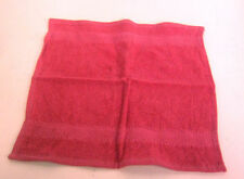 Articles et textiles rose coton sans marque pour la salle de bain