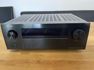 Denon AVR-X4500H 9.2-Netzwerk-A/V-Receiver mit HEOS 200 Watt, Schwarz