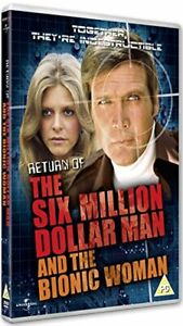 Return Of The Six Million Dollar Man And The Bionic Woman [DVD]