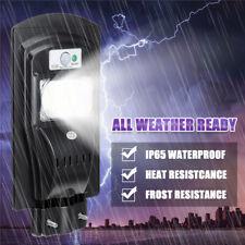 2400W LED Solar Street Light Motion Sensor+Light Control Outdoor Wall