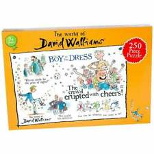 Paul Lamond David Walliams Boy in the Dress 250pc Puzzle