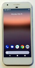 Google Pixel XL - GSM & CDMA UNLOCKED 2PW2100 - 128GB - WHITE - MODERATE Cond.