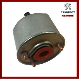 Genuine Peugeot & Citroen 1.4 & 1.6 HDI Fuel Filter Inc Seal