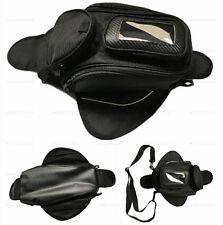 Universal Waterproof Magnetic Motorcycle Motorbike Oil Fuel Tank Bag For Phones