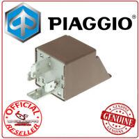 PIAGGIO Vespa ET4 125 96>99 RELÈ AVVIAMENTO 12V 80A ORIGINALE PIAGGIO