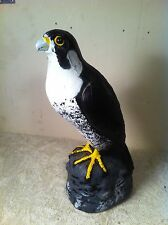 Vintage Dalen Products Plastic Garden Pond Hawk Falcon  Made in the USA