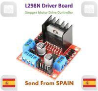 L298N Driver Board L298 Stepper Motor Drive Controller Module Dual H Bridge