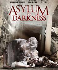Asylum of Darkness (DVD, 2017) Tiffany Shepis, Richard Hatch, Tim Thomerson