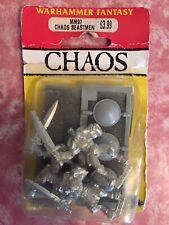 Warhammer fantasy oop Chaos Beastmen