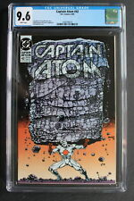 CAPTAIN ATOM #42 NEKRON 1980 1st Modern DEATH in DCU Endless Sandmen CGC 9.6