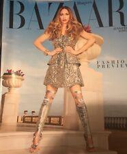 Harper's Bazaar Magazine (February 2013) Jennifer Lopez