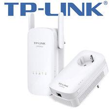 TP-Link TL-WPA8630KIT AC1200 WLAN Powerline Adapter 1200Mbps 4 Gb LAN Steckdose