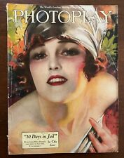 Gloria Swanson Photoplay Magazine July 1921 Rolf Armstrong Cover Art