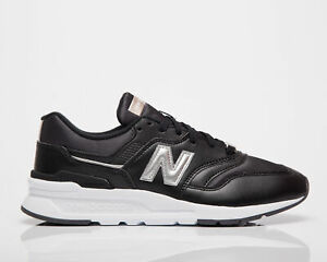 New Balance 997H Women's Black White Athletic Casual Lifestyle Sneakers Shoes