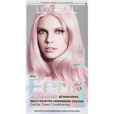 LOreal Paris Hair Color Feria Pastels Dye Smokey Pink P2