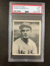 1939 PLAY BALL #74 COOKIE LAVAGETTO *PSA GRADED EX+ 5.5 *SHARP* KGC-2912