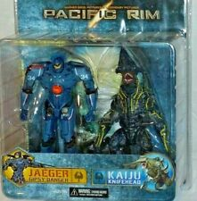 Neca Misp Pacific Rim Gipsy Danger Knifehead Jaeger Kaiju action figure 2 pack