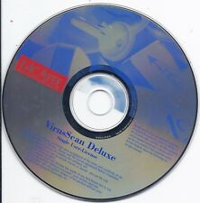 McAfee VirusScan Deluxe (CD disc only)