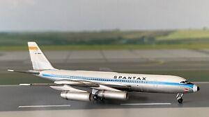 Convair 990 Spantax 1:500 mit OVP Inflight500 Flugzeugmodell