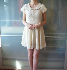 Liz Lisa cute cream Summer babydoll dress ~ JAPAN ~ LOLITA ~ JAPANESE