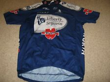 Liberty Seguros BH Wurth Etxeondo para Ciclismo Jersey [XXL} nos