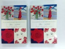 Jane Seymour - Limited edition note cards- 2 boxes 24 cards (our stock # 021378)