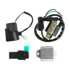 Ignition Coil + 5 Pin CDI Box for 50 70 90 110 125 150cc ATV Dirt Bike & Go Kart
