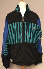 Vintage Retro Puma International Shell Zip Up Jacket Size 40