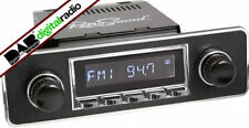 Retrosound San Diego Classic Car Stereo with DAB Digital Radio USB and Bluetooth