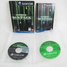 Game Cube ENTER THE MATRIX Nintendo Import Japanese Video Game gc