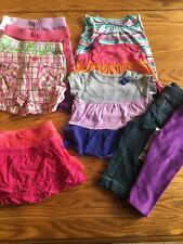 Jumping Bean 12 Month Infant  Girl Lot Of 10 Misc Clothing Pre- Owned