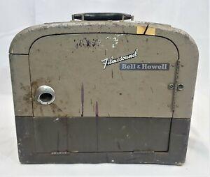 Genuine Vintage Bell & Howell Filmosound 285 Film Projector DES 8 - Nice!!