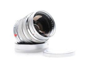 Leica M 5cm (50mm) f1.5 Summarit Leitz Wetzlar Lens Chrome #518