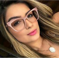 Fashion Glasses For women frames Full-rim Spectacles Optic Eyeglasses Eyewear rx