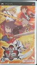 Tales Of VS, PSP Jap
