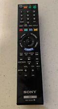 OEM Original SONY RMT-B102A Blu-Ray Remote Control