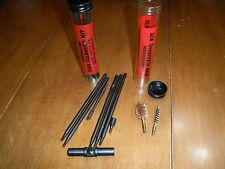 Field Combination Gun Cleaning Kit, all metal parts, with storage tube.